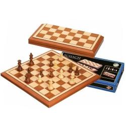 Nr.: 2613 Schach, Feldgröße 40 mm - 2613 Philos Spiele