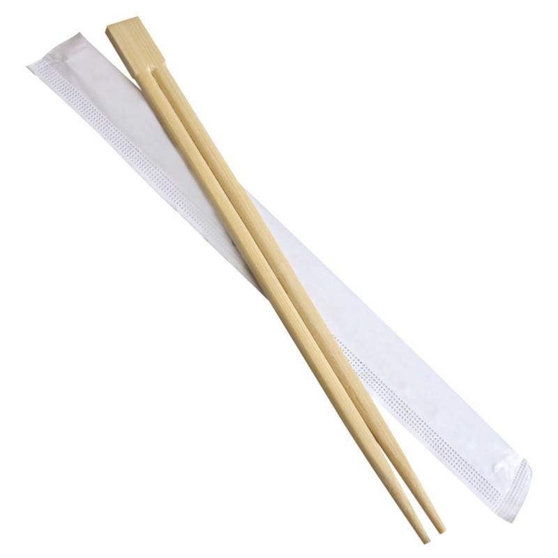 Nr.: 38930 20 Paar Essstäbchen aus Bambus - 38930 Holzladen24.de
