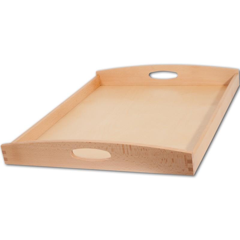 Nr.: 40012 Servier-Tablett aus Buchenholz - 40012 Holzladen24.de