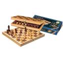 Nr.: 2708 Schachkassette Feldgröße 33 mm - 2708 Philos Spiele