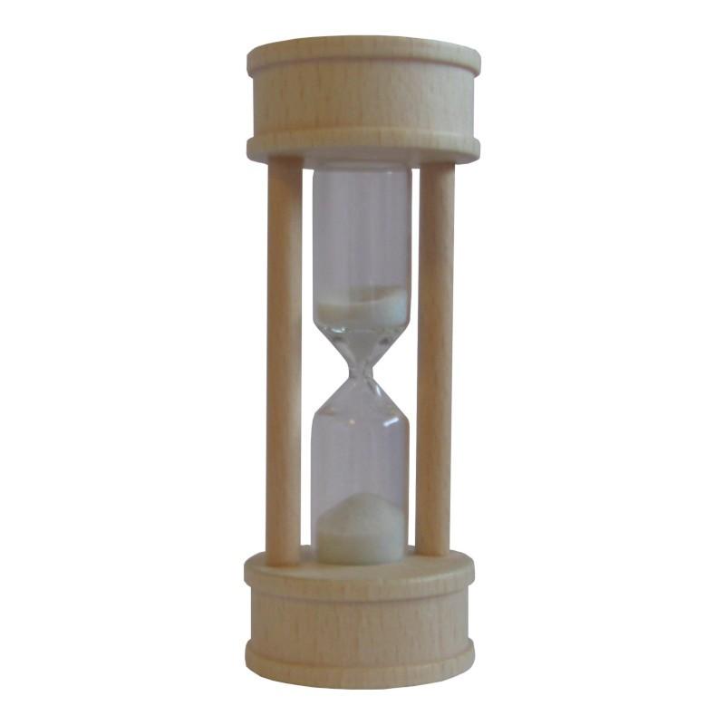 Nr.: 6100 Sanduhr ca. 5 Minuten - 6100 Holzladen24.de