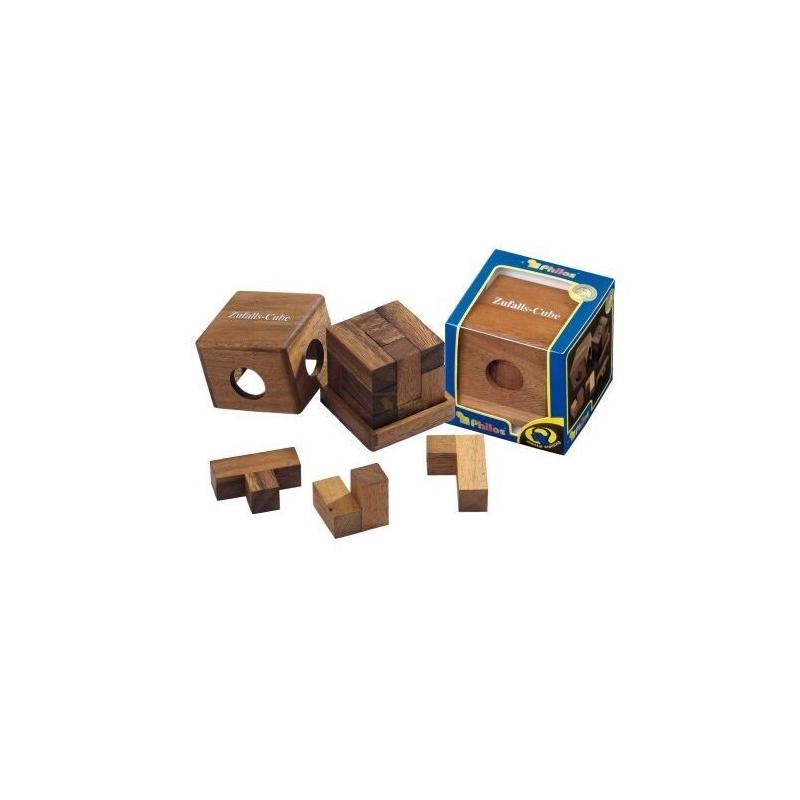 Nr.: 6259 Zufalls-Cube - 6259 von Philos Spiele