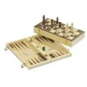 Nr.: 2509 Schach, Dame und Backgammon Feld 40 mm - 2509 Philos Spiele