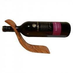 Nr.: FLAHA Flaschenhalter aus Olivenholz - FLAHA Holzladen24.de