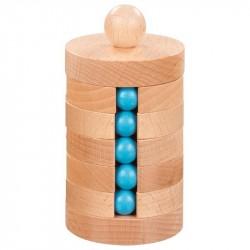 Nr.: 57465 Kugelturm aus Holz - 57465 GoKi