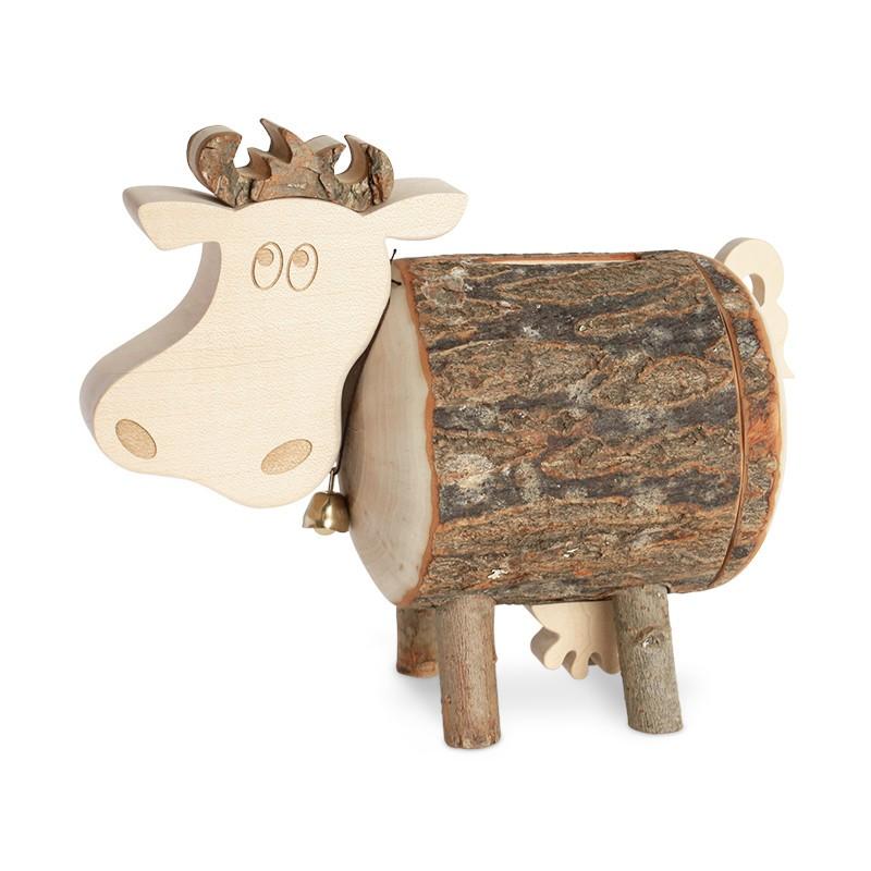 Nr.: 5067 Kuh-Spardose - 5067 Holzladen24.de