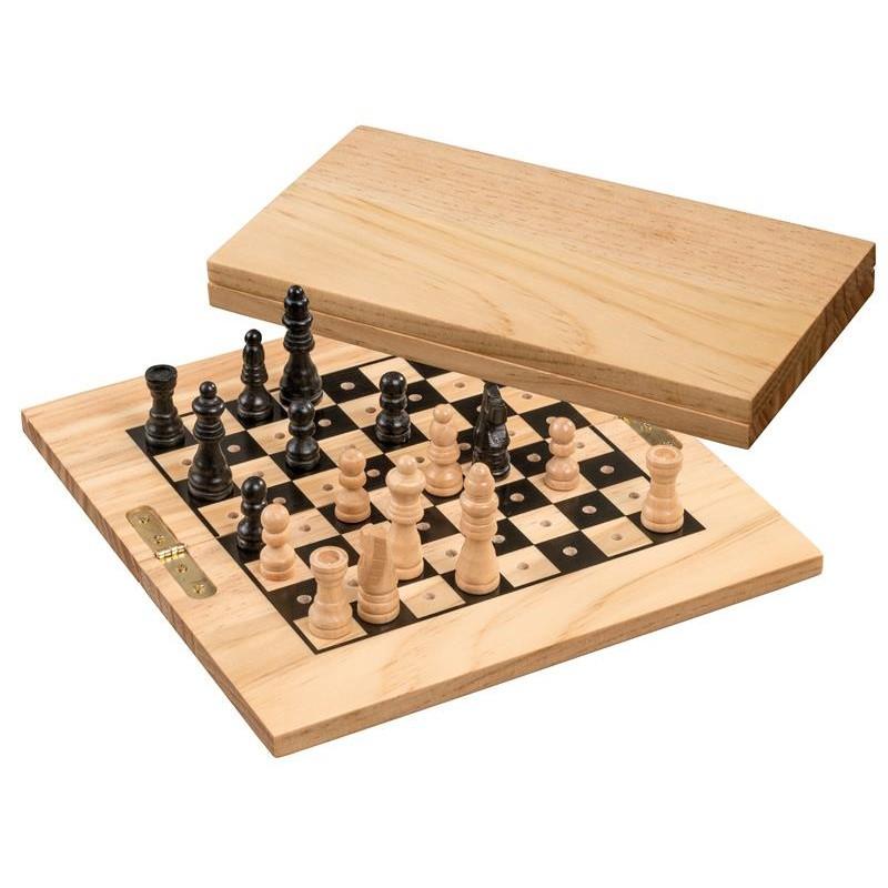 Nr.: 2742 Steckspiel Schach - 2742 Philos-Spiele