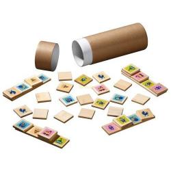 Nr.: A Kinder-Memo aus Bambus - 3616 Philos Spiele