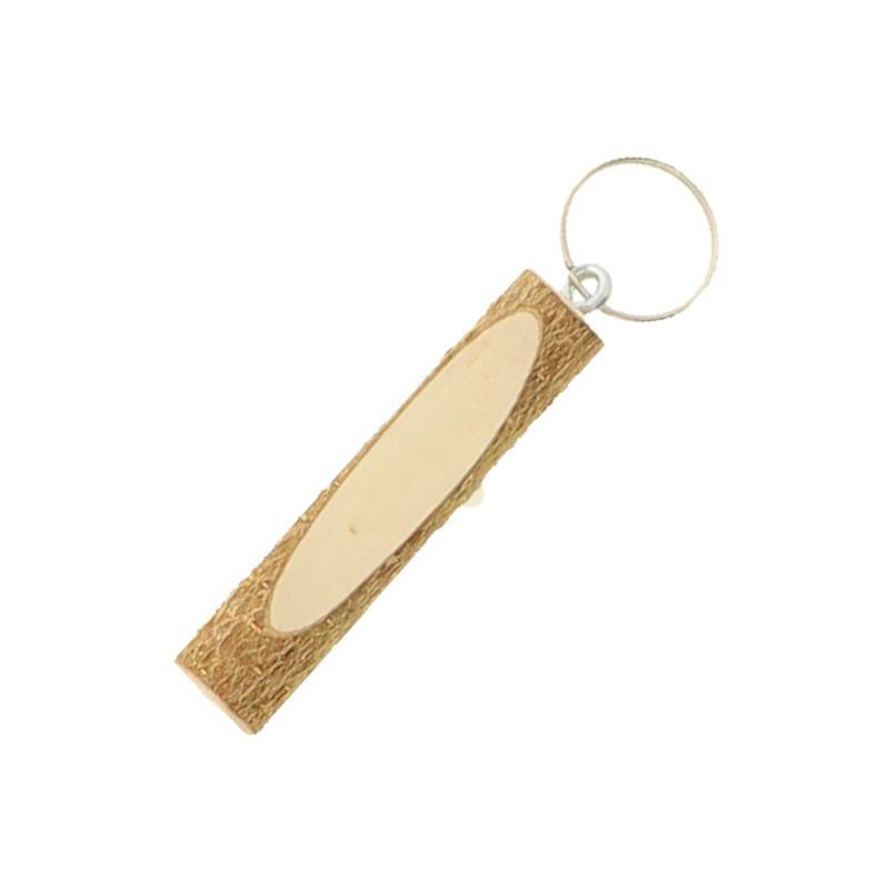 Nr.: 50422 Rustikaler Schlüsselanhänger - 50422 Holzladen24.de