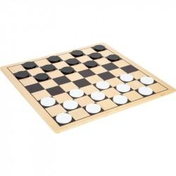 Nr.: 11784 Schach und Dame XL - 11784 small foot design