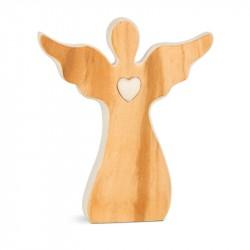 Nr.: 7361-1- Engel mit Herz - 7361-1 Holzladen24.de