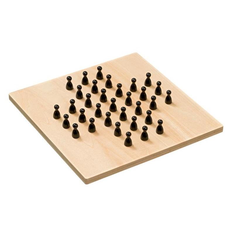 Nr.: 3298 Solitaire aus Holz - 3298 Philos-Spiele