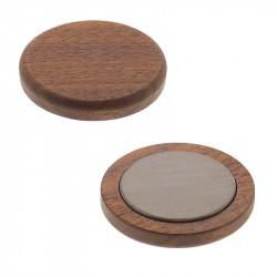 Nr.: 50601 Magnet aus Nußbaum - 50601 Holzladen24.de