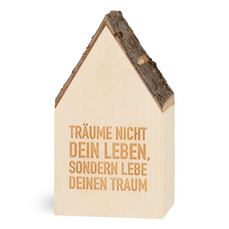 Nr.: 5066 Sparhaus - Träume nicht dein Leben - 5066 Waldfabrik