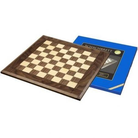 Nr.: 2350 Schachbrett Prag Feld 50 mm - 2350 Philos Spiele