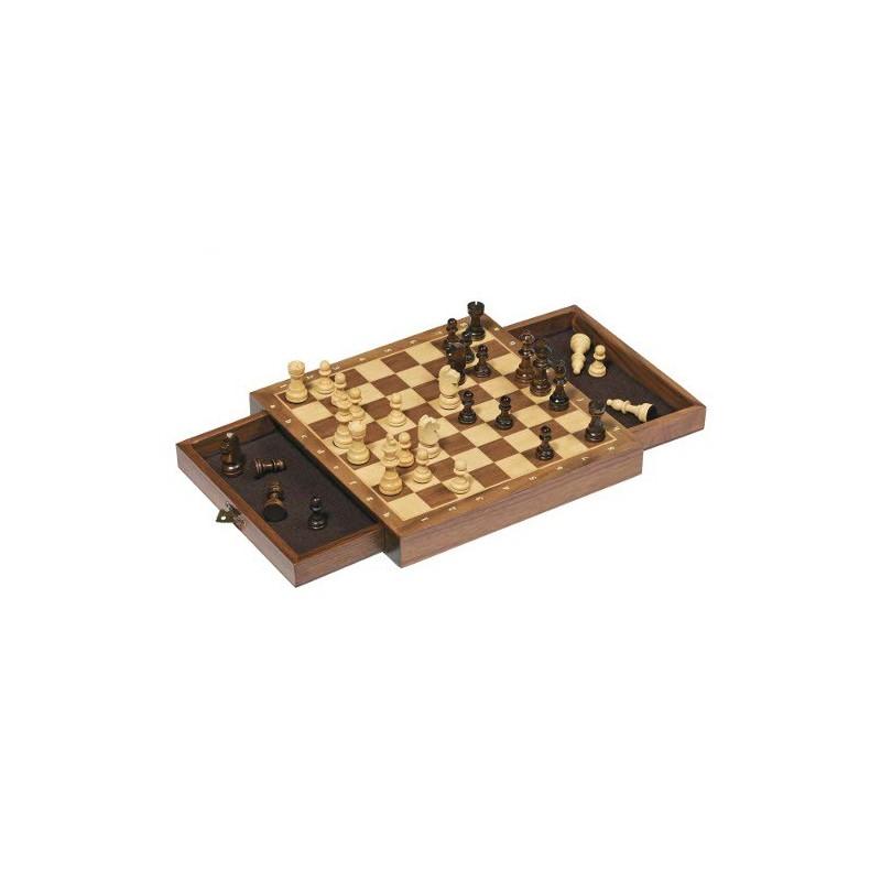 Nr.: 56919 Schach, magnetisch, Feldgröße 27 mm - 56919 GoKi