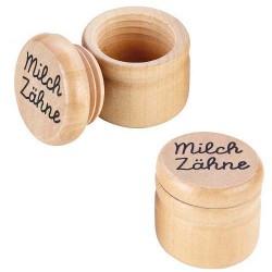 Nr.: GK202 Milchzahndose aus Holz - GoKi