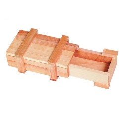 Nr.: HS192 Trickkiste aus Holz - GoKi