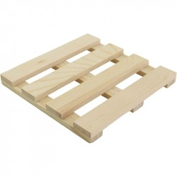 Nr.: 646206 Holzuntersetzer - 646206 Creotime