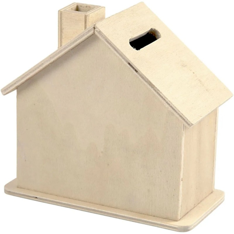 Nr.: 57472 Haus-Spardose - 57472 Creotime