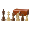 Nr.: 2183 Schachfiguren Artus KH 65 mm - 2183 Philos Spiele