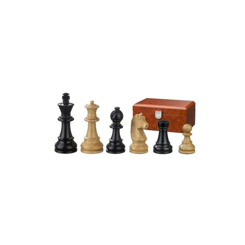 Nr.: 2122 Schachfiguren Ludwig XIV KH 90 mm - 2122 Philos Spiele