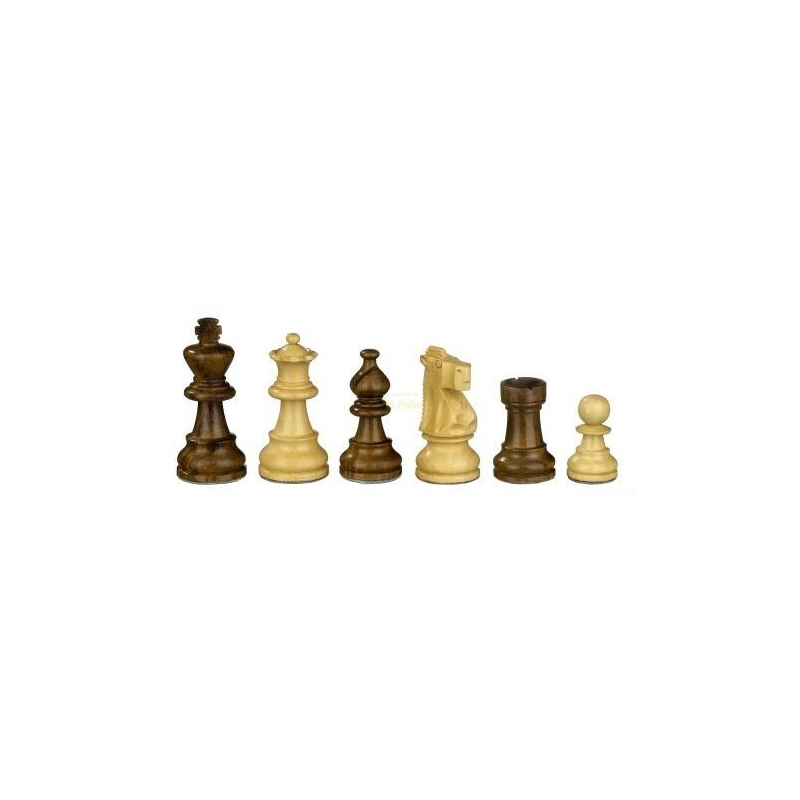 Nr.: 2198 Schachfiguren Napoleon KH 65 mm - 2198 Philos Spiele