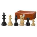 Nr.: 2204 Schachfiguren Macrinius KH 83 mm - 2204 Philos Spiele