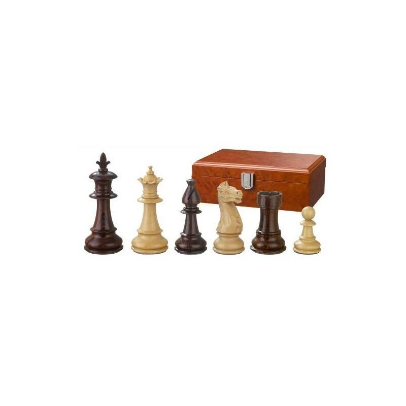 Nr.: 2205 Schachfiguren Claudius KH 83 mm - 2205 Philos Spiele