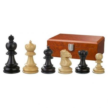 Nr.: 2210 Schachfiguren Galerius KH 90 mm - 2210 Philos Spiele