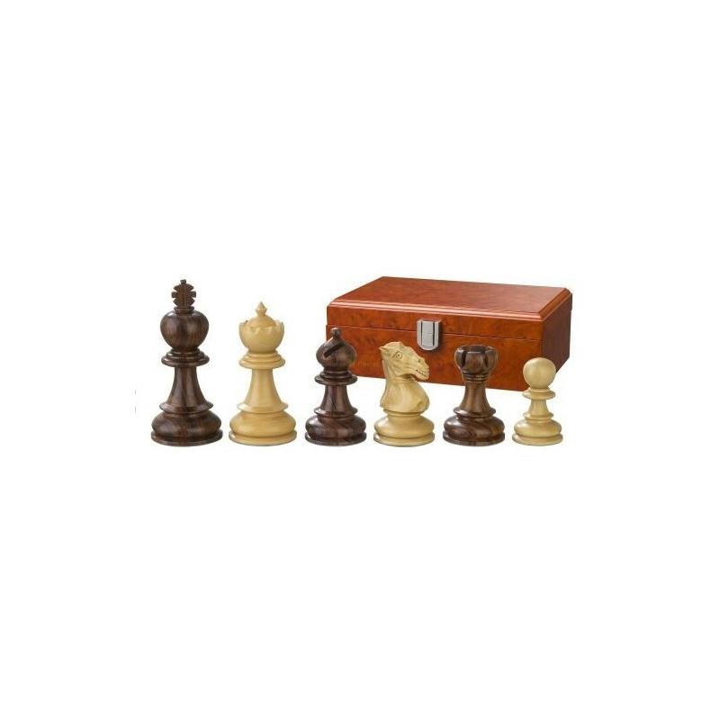 Nr.: 2212 Schachfiguren Avius KH 90 mm - 2212 Philos Spiele