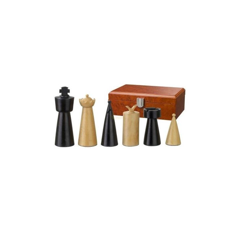 Nr.: 2231 Schachfiguren Domitian 90 mm - 2231 Philos Spiele