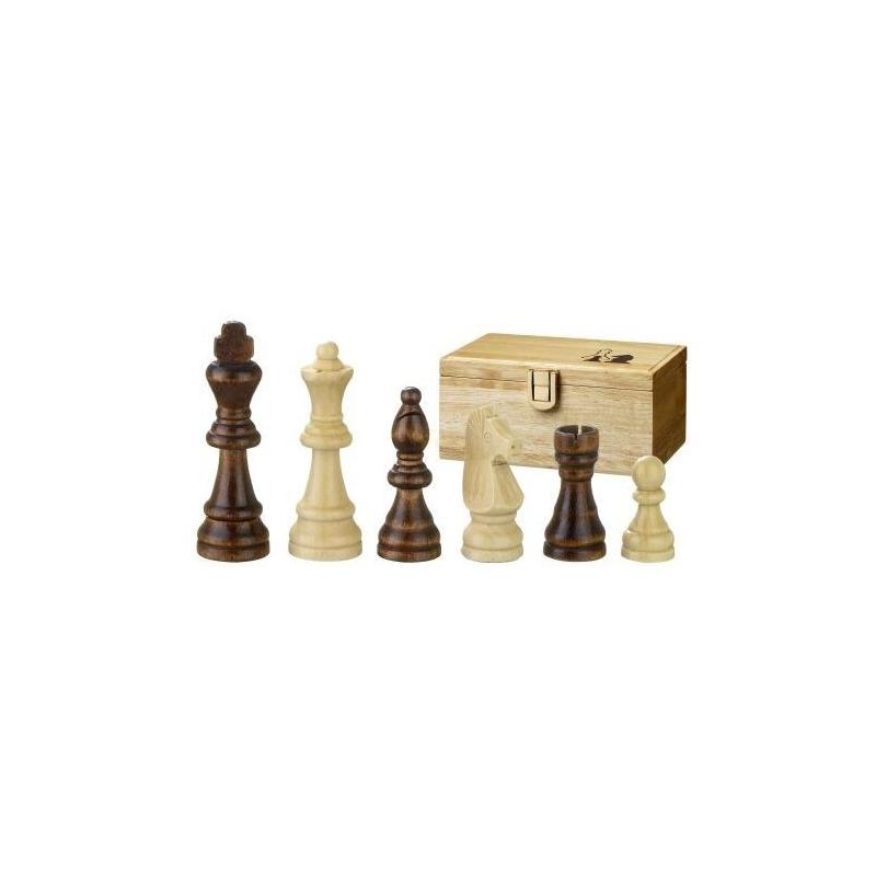 Nr.: 2002 Schachfiguren Remus 70 mm - 2002 Philos Spiele