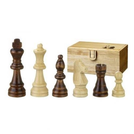 Nr.: 2005 Schachfiguren Remus 89 mm - 2005 Philos Spiele