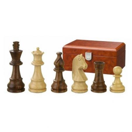 Nr.: 2051 Schachfiguren Philos-Titus 76 mm - 2051 Philos Spiele