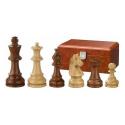 Nr.: 2063 Schachfiguren Sigismund 76 mm - 2063 Philos Spiele