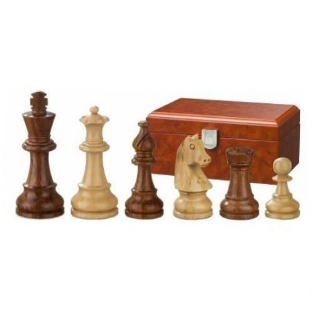 Nr.: 2064 Schachfiguren Sigismund 83 mm - 2064 Philos Spiele