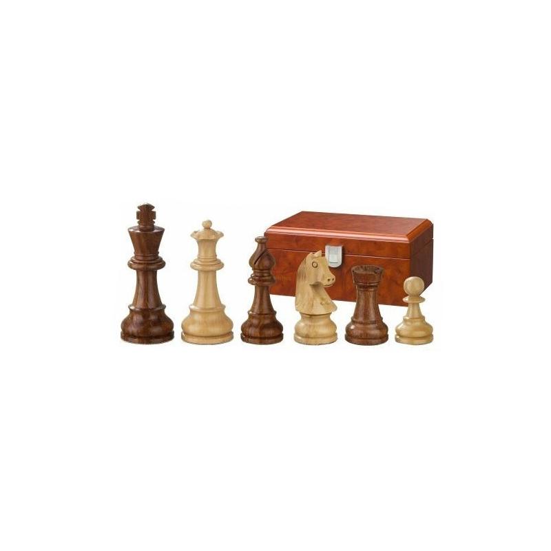 Nr.: 2066 Schachfiguren Sigismund 95 mm - 2066 Philos Spiele