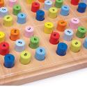 Nr.: 2489 Buntes Sudoku aus Holz - L-2489 Holzladen24.de