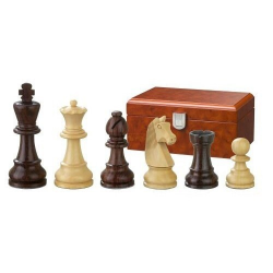 Nr.: 2113 Schachfiguren Barbarossa 65 mm - 2113 Philos Spiele