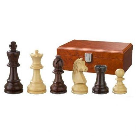 Nr.: 2115 Schachfiguren Barbarossa 90 mm - 2115 Philos Spiele