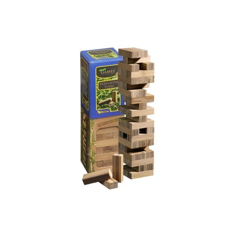 Nr.: 3260 Verflixter Turm - 3260 von Philos Spiele