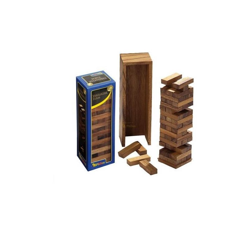 Nr.: 6002 Verflixter Turm - 6002 von Philos Spiele