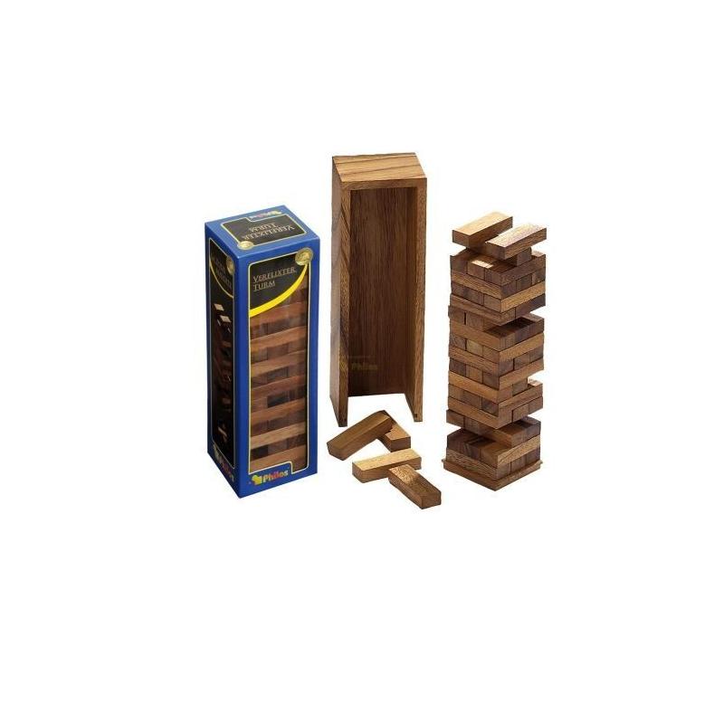 Nr.: 6003 Verflixter Turm - 6003 von Philos Spiele