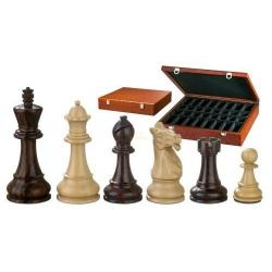 Nr.: 2245 Schachfiguren Justitian KH 105 mm - 2245 Philos Spiele