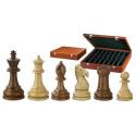 Nr.: 2255 Schachfiguren Karl der Große KH 95 mm - 2255 Philos Spiele