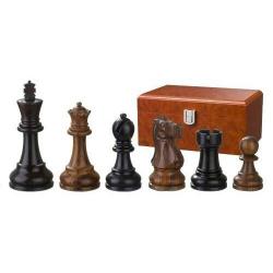 Nr.: 2257 Schachfiguren Skipio KH 95 mm - 2257 Philos Spiele