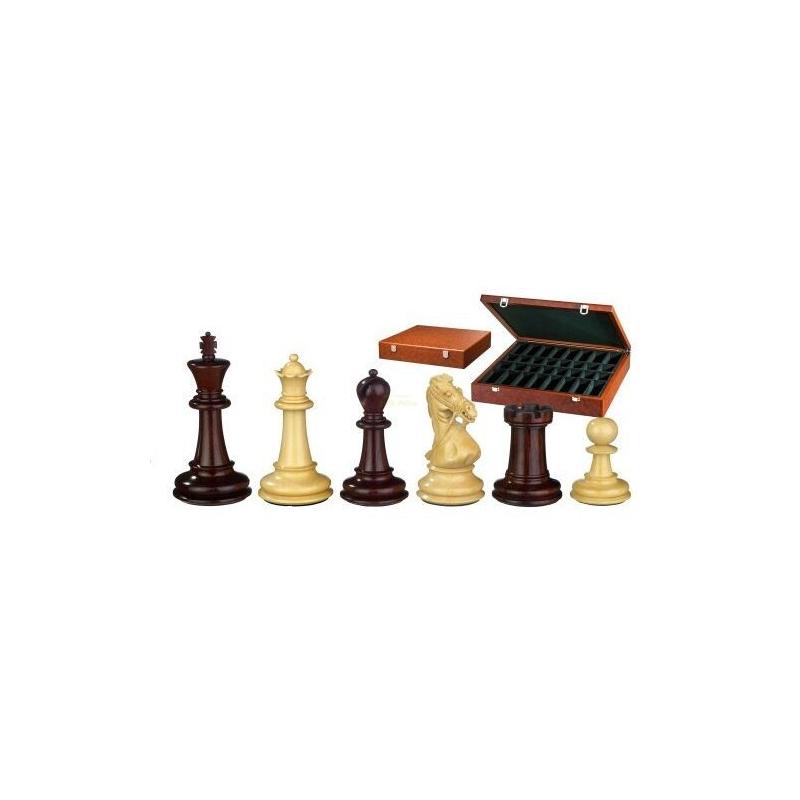 Nr.: 2265 Schachfiguren Gratianus KH 100 mm - 2265 Philos Spiele