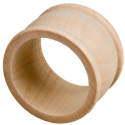 Nr.: 10483 Serviettenring aus Holz - Holzladen24.de