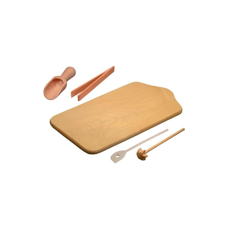 Nr.: 30103 Kochset aus Holz - Holzladen24.de